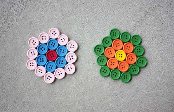 posavasos con botones 4