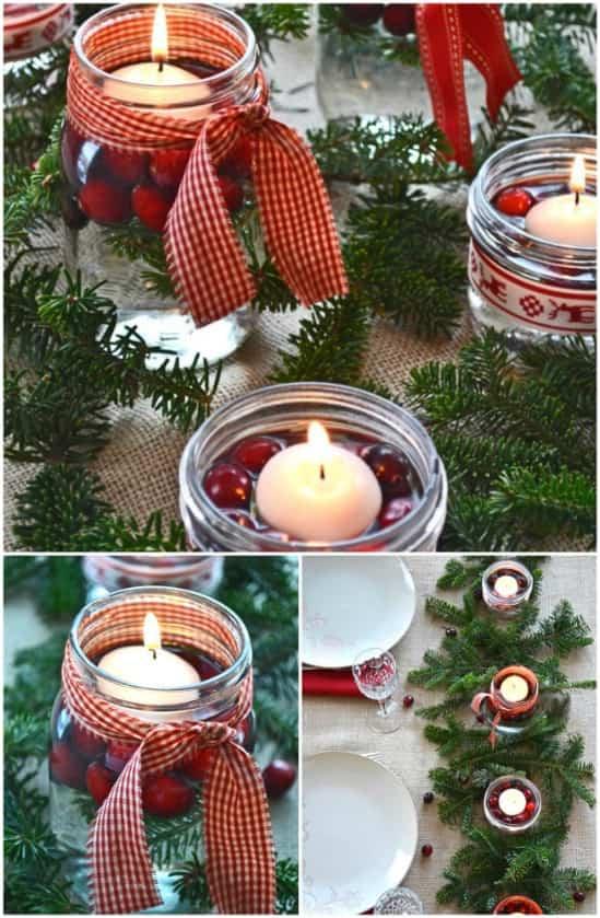 decoracion tarro navidad 7