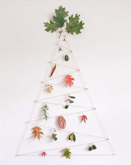 originales arboles de navidad