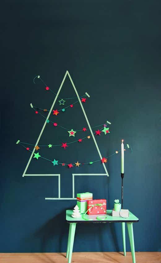 originales arboles de navidad 2