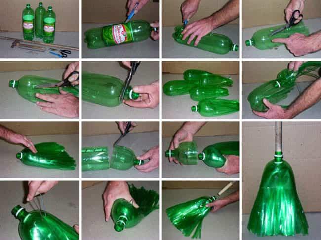 reciclaje botellas de plastico 1