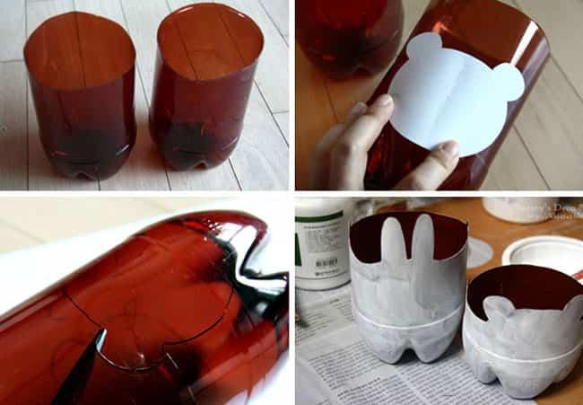 reciclaje botellas de plastico 7