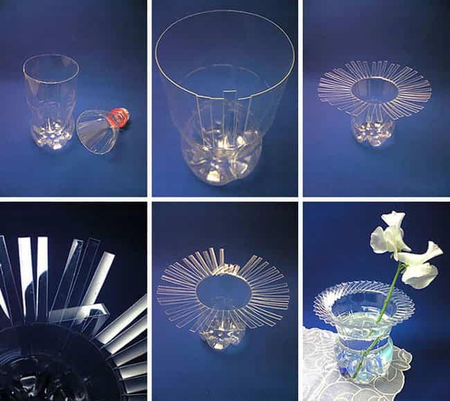 reciclaje botellas de plastico 8