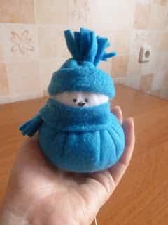 snowman fieltro 16