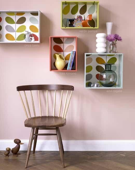 Cajas de vino recicladas para decorar las paredes - Cajas de vino para decorar ...