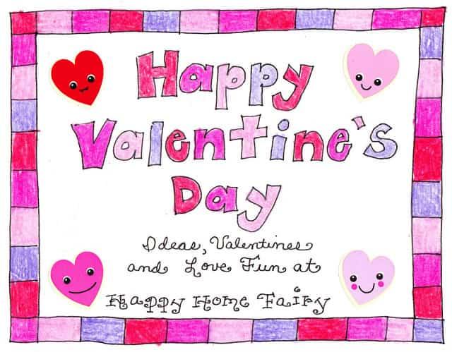 15 divertidas ideas de San Valentín para hacer con niños | Ayuda ...
