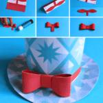 Cómo confeccionar mini sombreros