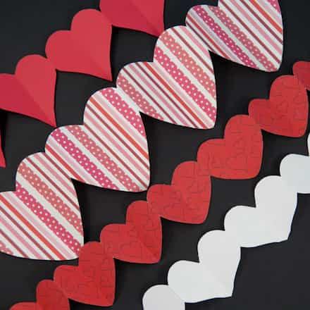 Un Día de San Valentín lleno de corazones