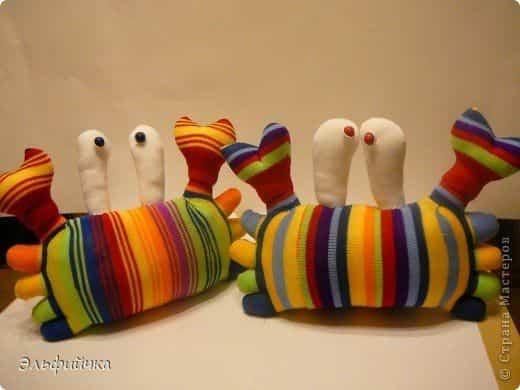 almohada calcetin 2