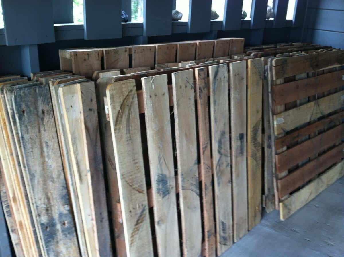 pallets reciclados madera 1