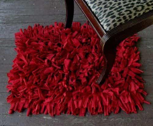alfombra baño casera 3