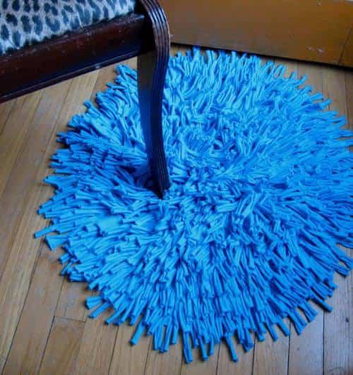 alfombra baño casera 4