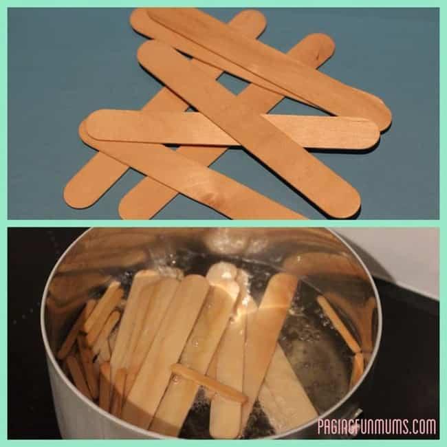 brazaletes palos de madera 1