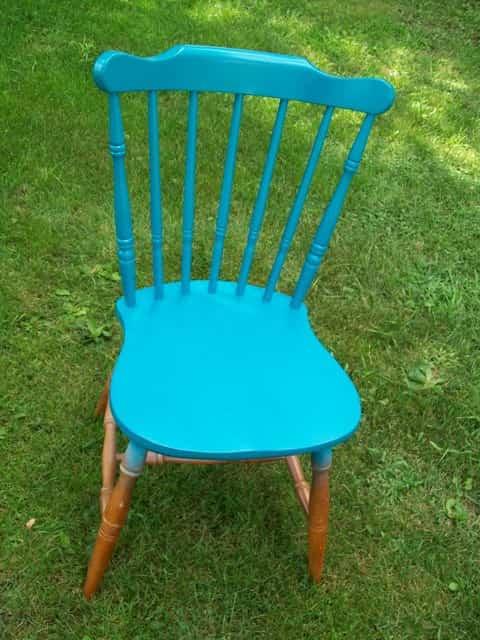 C mo crear un columpio a partir de una silla vieja ayuda for Silla columpio
