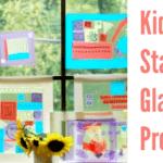 Diferentes artesanías para vidrio