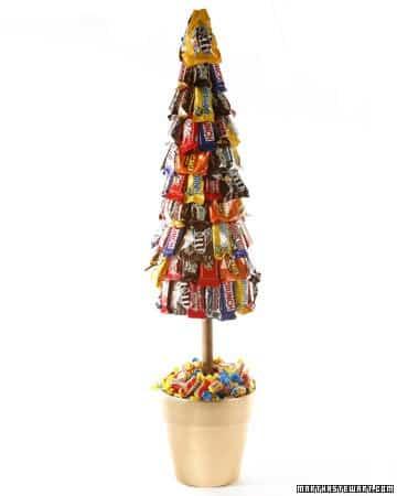 decorar un cumpleaños con dulces