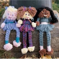 muñecas que puedes hacer con tus manos