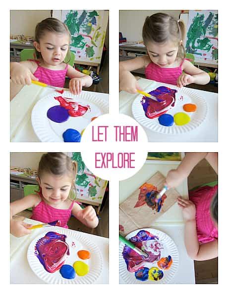 Ideas para  hacer junto a los niños