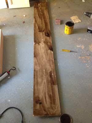 cREAR UN cuadro de madera