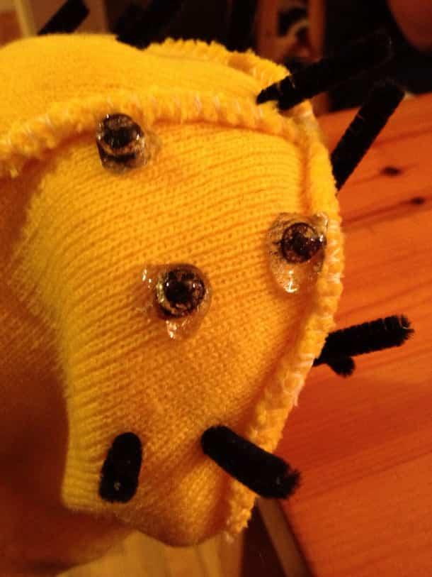 Un disfraz para  fanáticos de los Minions