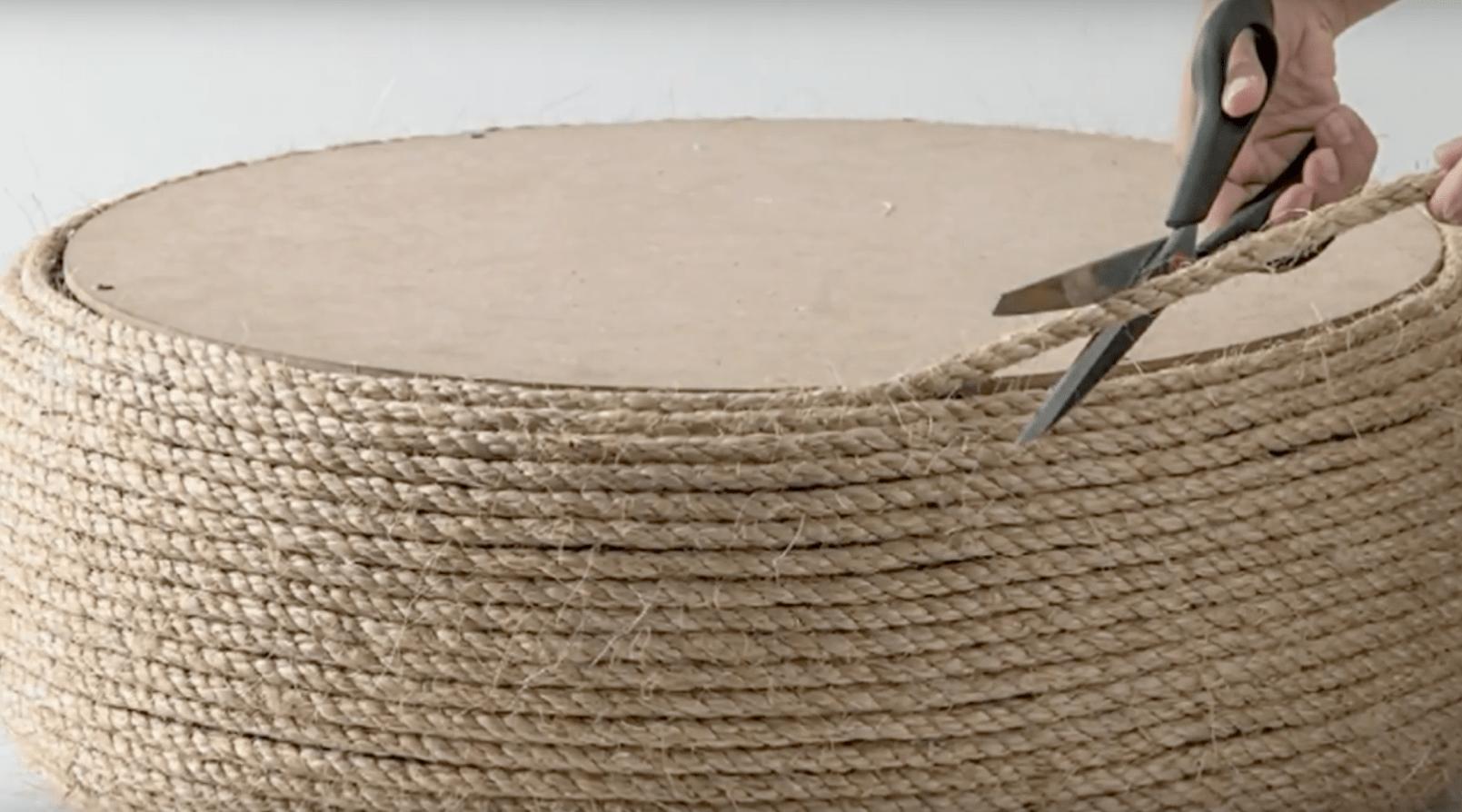 Hacer un sillón rústico