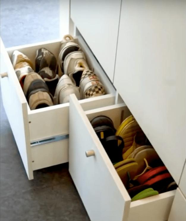 Ideas para ordenar tus zapatos ayuda para manualidades - Ideas para ordenar ...