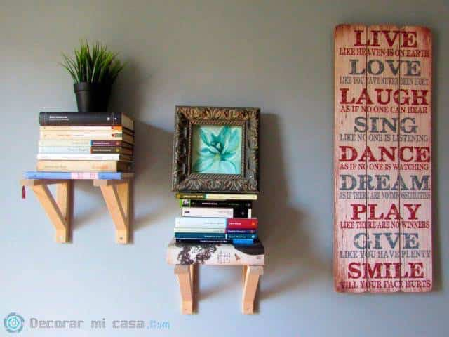 7 ideas diy para decorar mi casa ayuda para manualidades - Idea para decorar mi casa ...