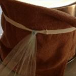 hacer una falda de tul