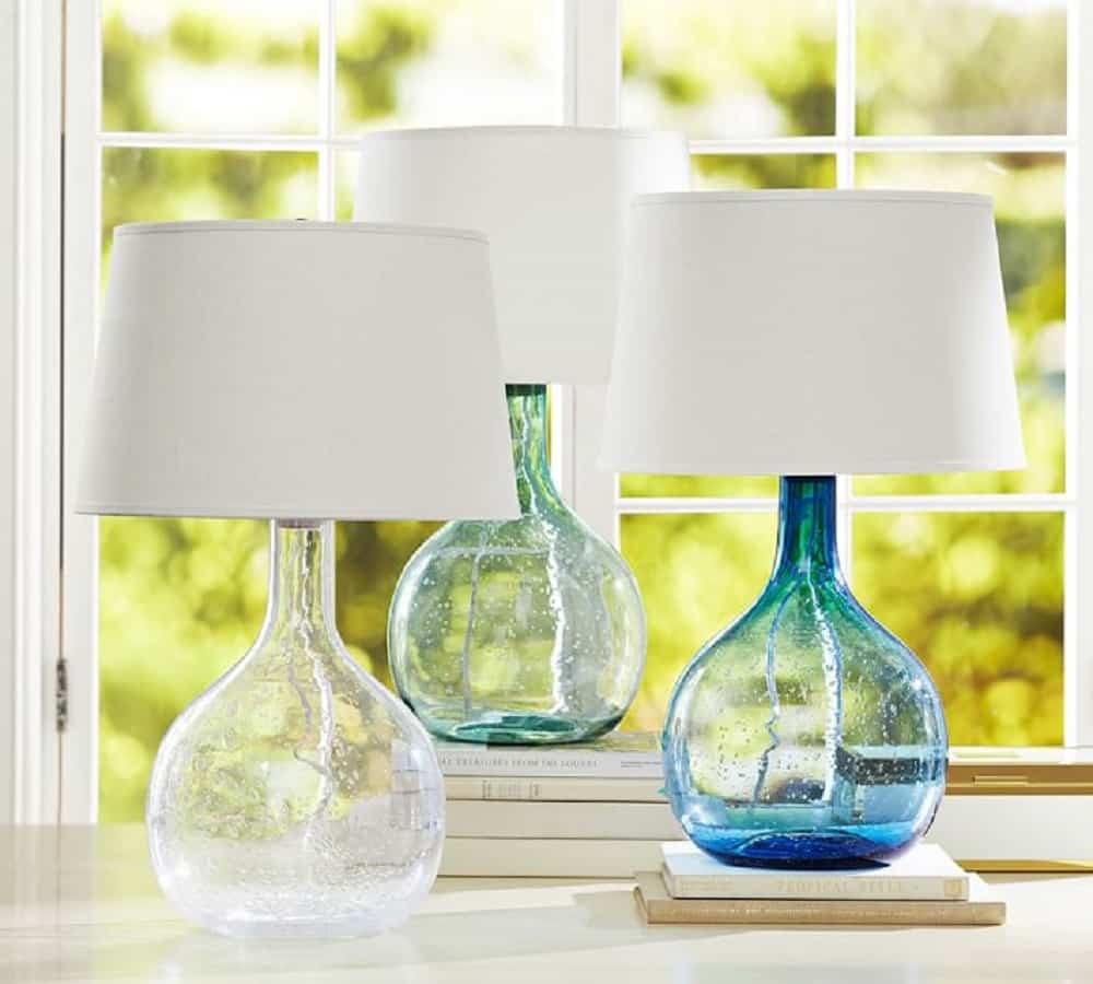 Manualidades con jarrones de cristal - Como decorar un cristal de mesa ...