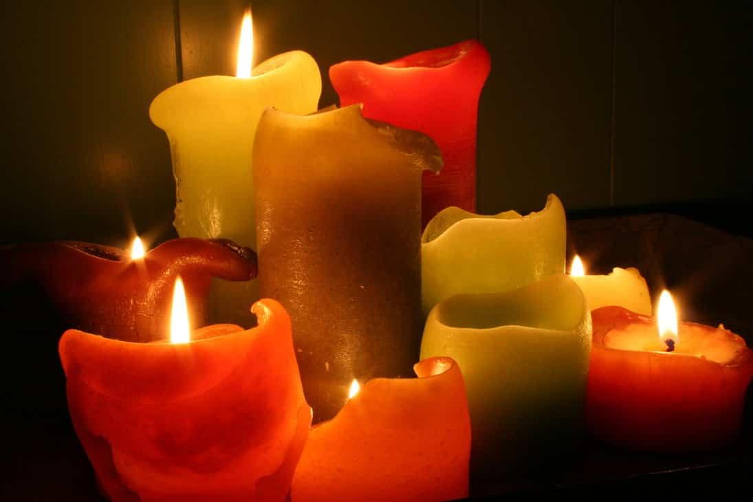 reciclar velas usadas