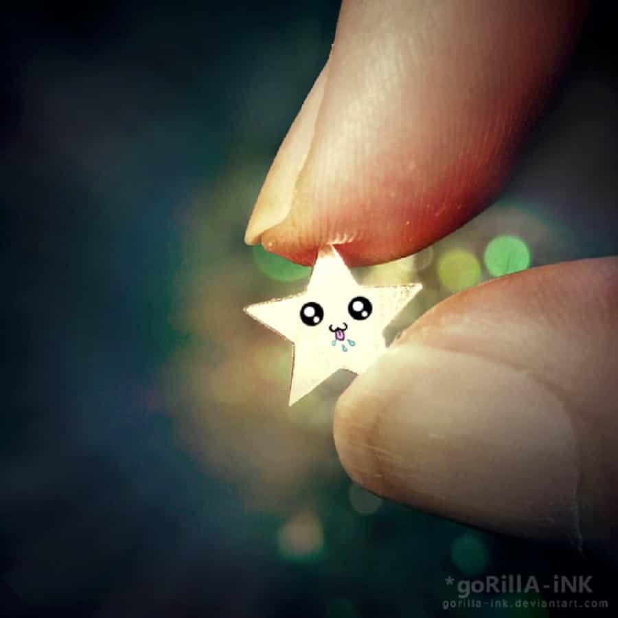 hacer estrellas
