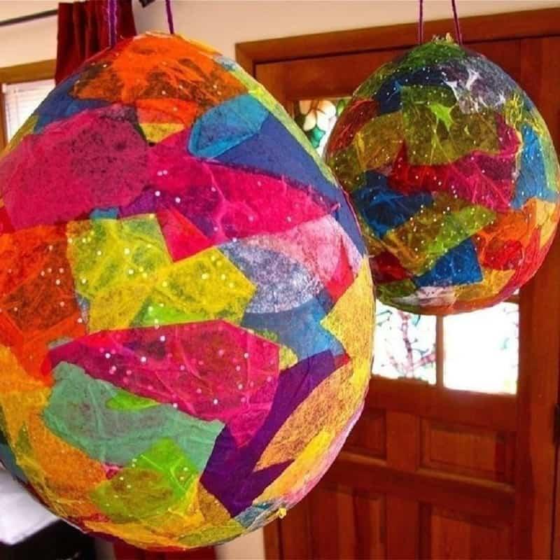 hacer una piñata