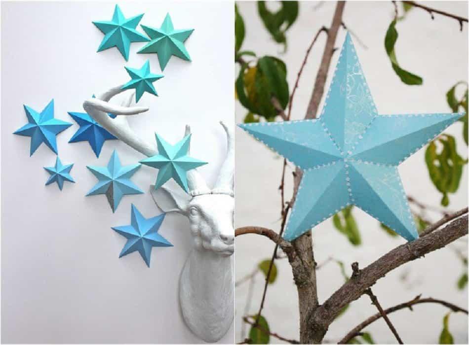cmo hacer estrellas de navidad en pasos catlogos de juguetes
