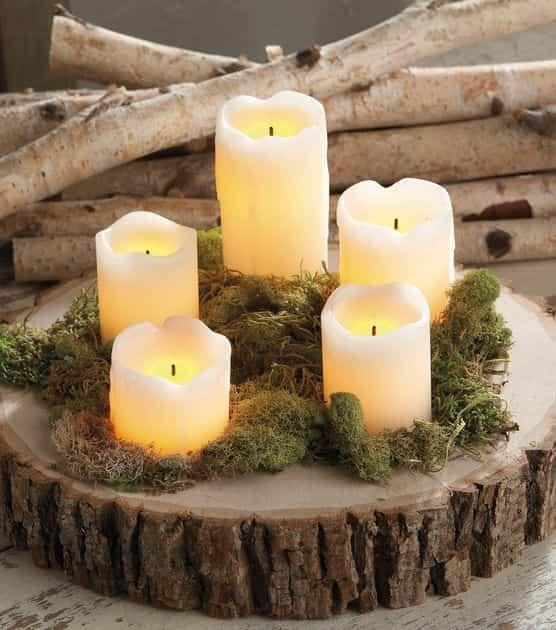 hacer diferentes tipos de velas