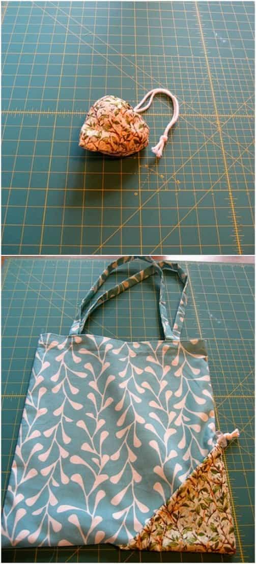 hacer bolsos