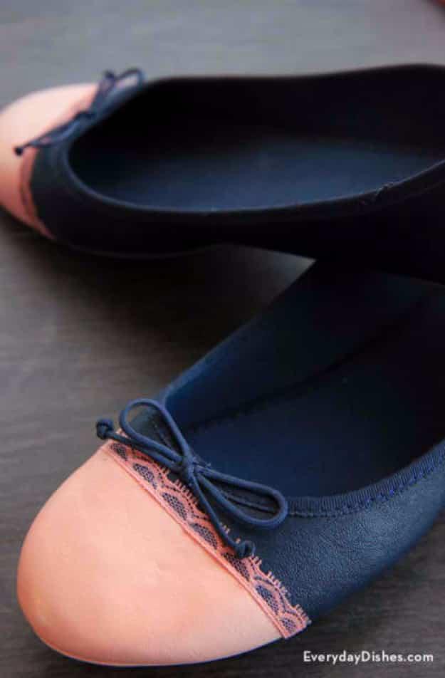 decorar tus zapatos fácilmente