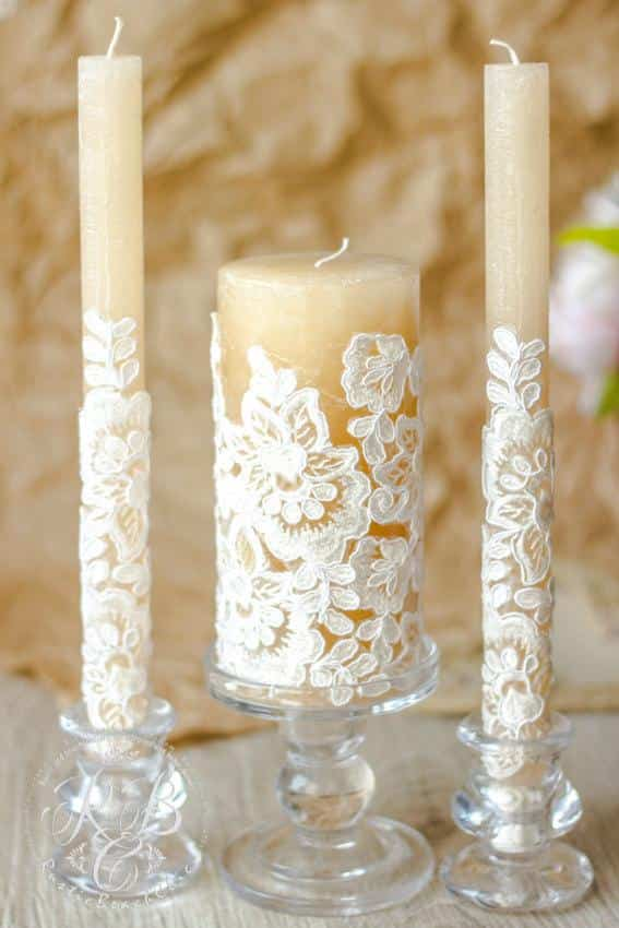 decorar velas