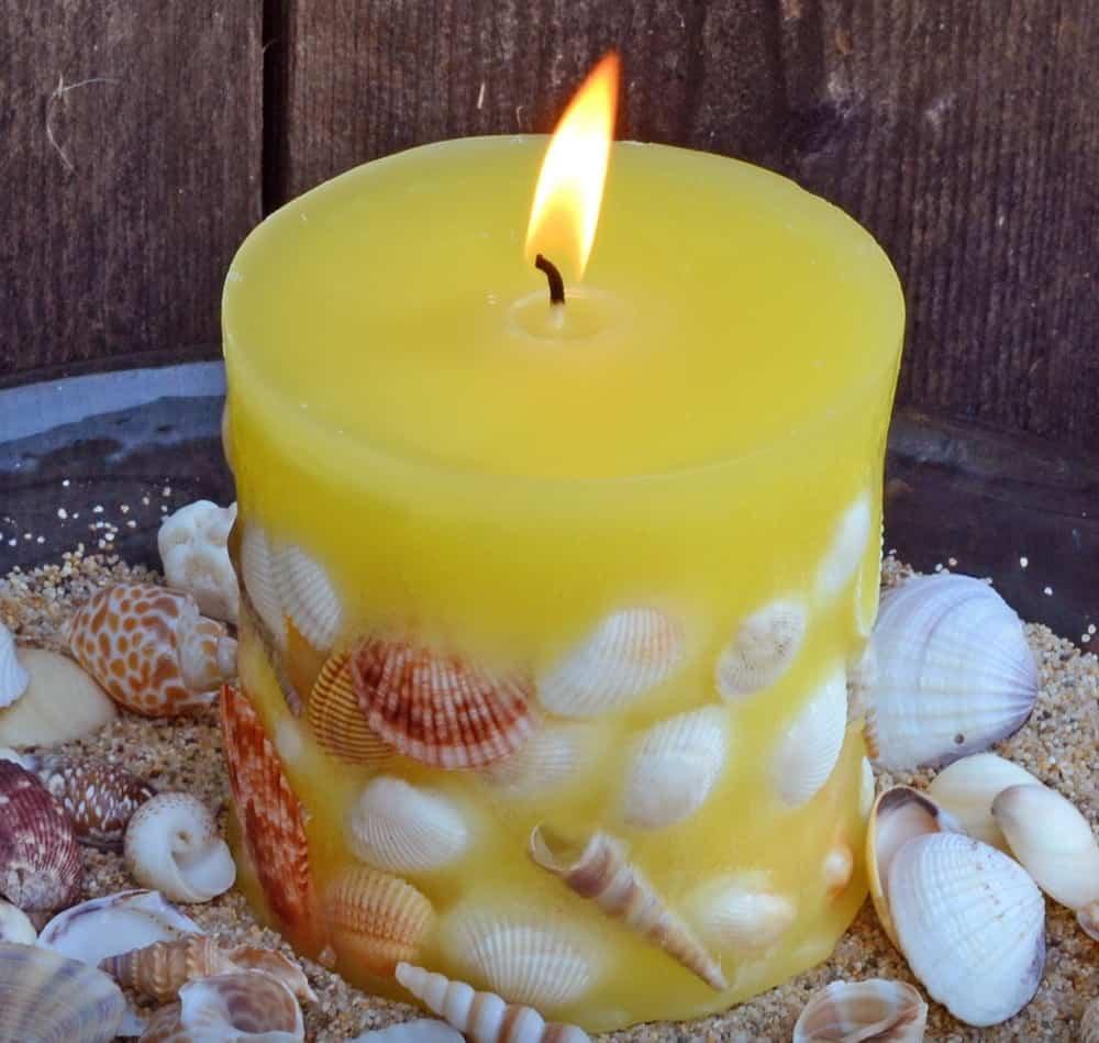decorar velas