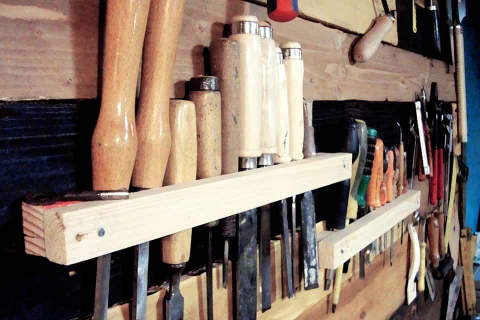 herramientas restaurar muebles