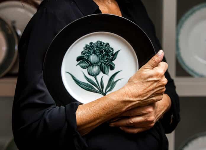 cursos aprende a pintar en porcelana