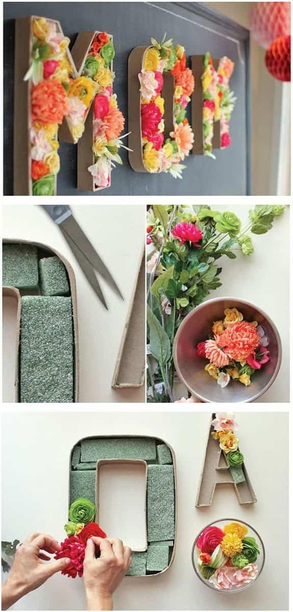 Manualidades para decorar