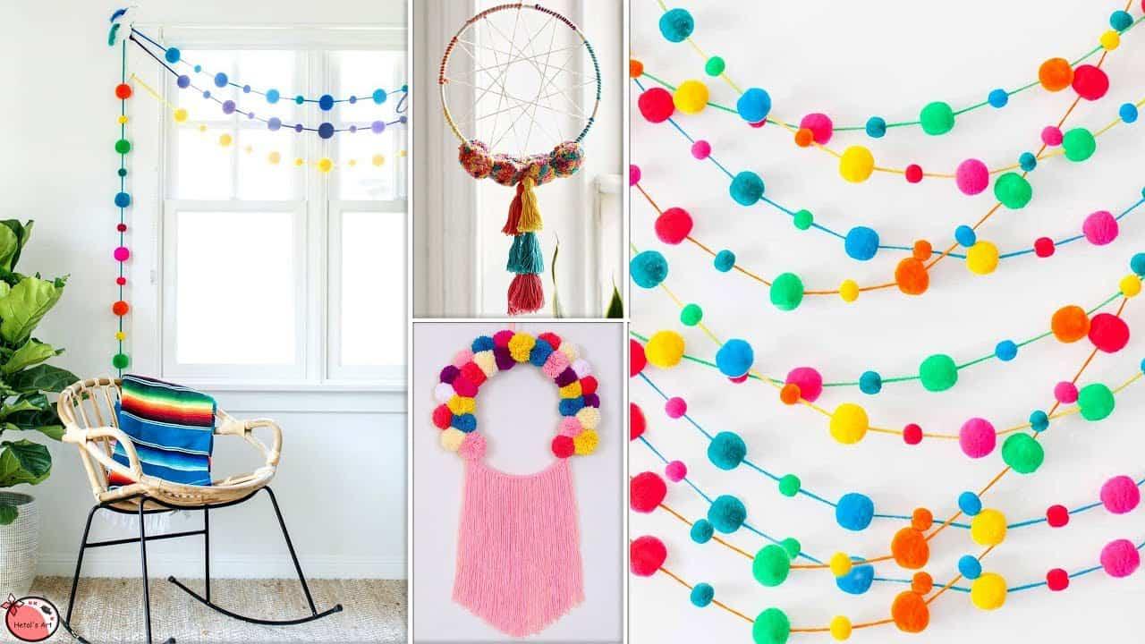 decorar la casa con manualidades
